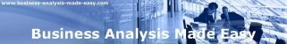 Business Analysis Made Easy