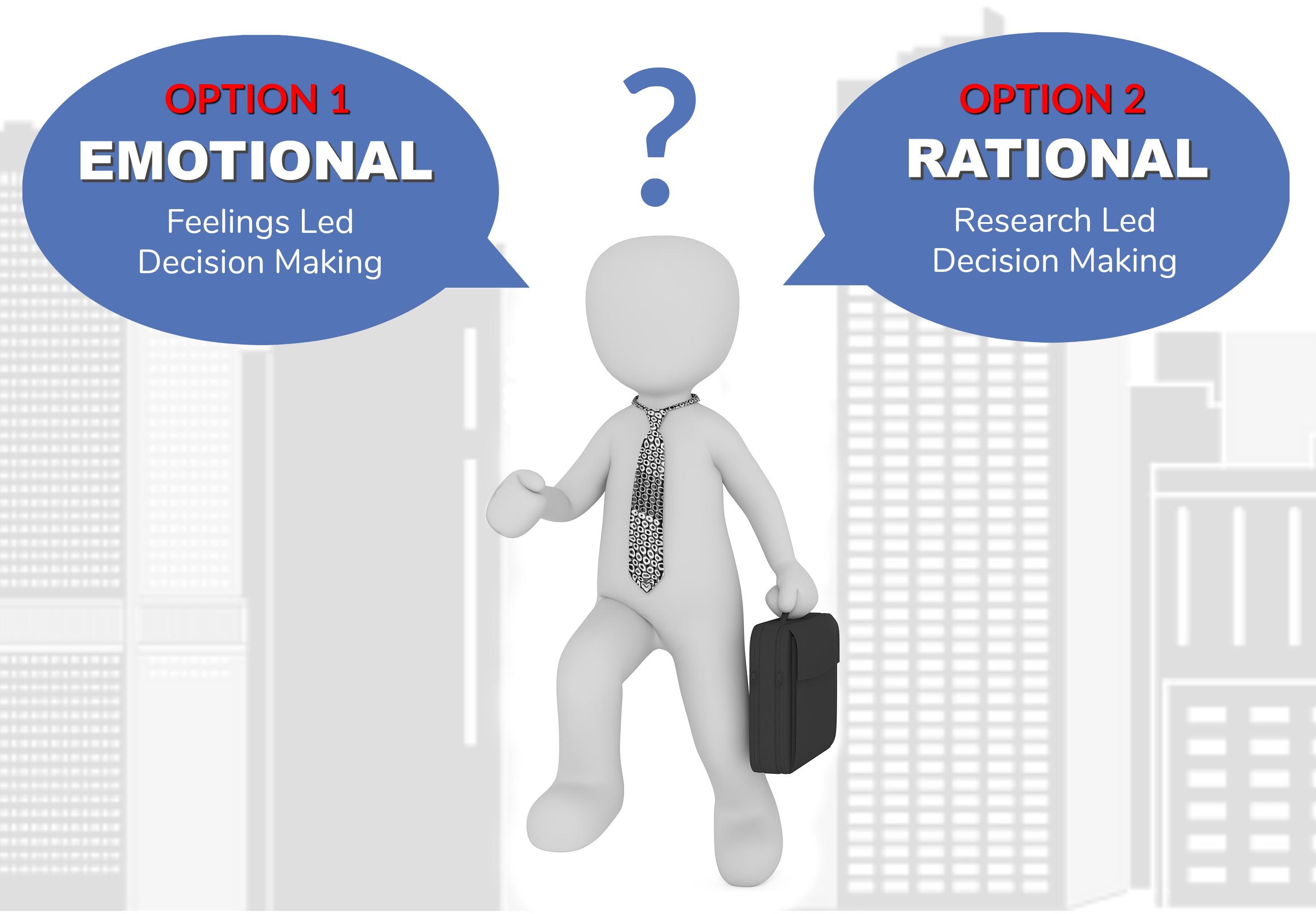 Emotional vs Rational Decision Making